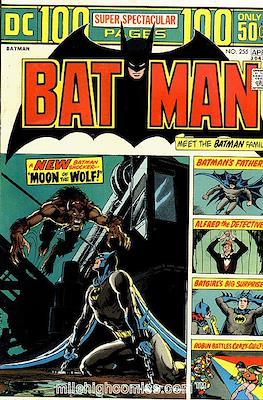 Batman Vol. 1 (1940-2011) (Comic Book) #255