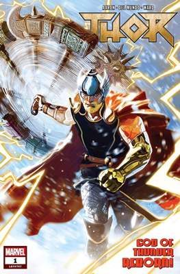 Thor Vol. 5 (2018) (Comic Book) #1
