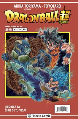 Dragon Ball Super (Rústica) #275