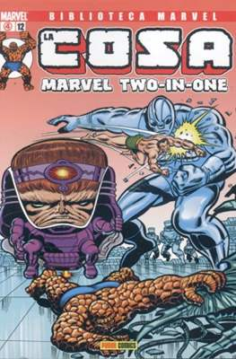 Biblioteca Marvel: La Cosa (2005-2006) #12