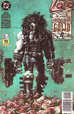 Lobo. Contrato sobre Gawd #2