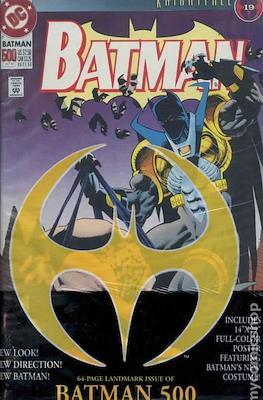Batman Vol. 1 (1940-2011 Variant Covers) #500