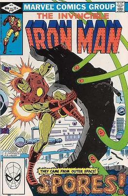 Iron Man Vol. 1 (1968-1996) (Comic book) #157