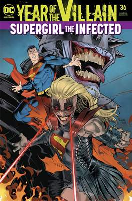 Supergirl Vol. 7 (2016-) #36