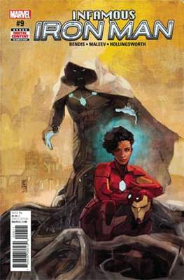 Infamous Iron Man Vol 1 #9