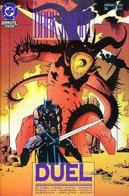 Batman: Legends of the Dark Knight Annual