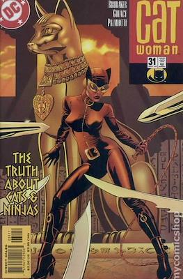 Catwoman Vol. 3 (2002-2008) (Comic Book) #31