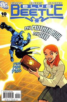 Blue Beetle Vol. 8 #10