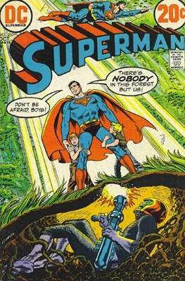 Superman Vol. 1 / Adventures of Superman Vol. 1 (1939-2011) (Comic Book) #257