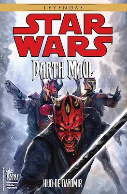 Star Wars Darth Maul Hijo de Dathomir