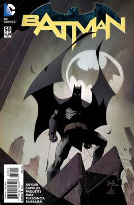 Batman Vol. 2 (2011-2016) (Comic Book) #50