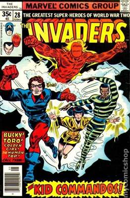 The Invaders (Comic Book. 1975 - 1979) #28
