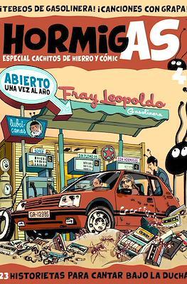 HormigAS (Fanzine) #4