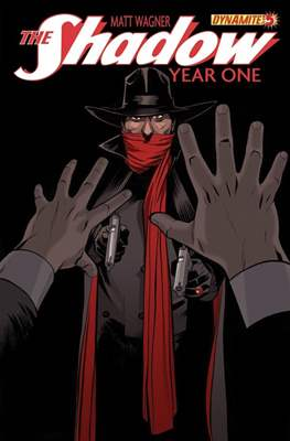 The Shadow Year One (Comic-book) #5
