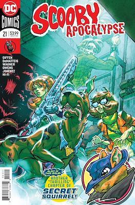Scooby Apocalypse (Grapa) #21