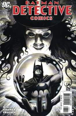 Detective Comics Vol. 1 (1937-2011; 2016-) (Comic Book) #833