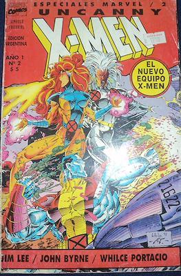 Especiales Marvel (Rústica) #2