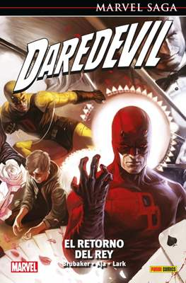 Marvel Saga: Daredevil #21