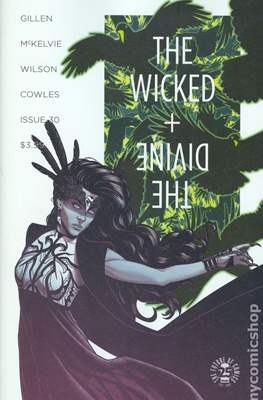 The Wicked + The Divine (Comic Book) #30