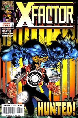 X-Factor Vol. 1 (1986-1998) (Comic Book) #143