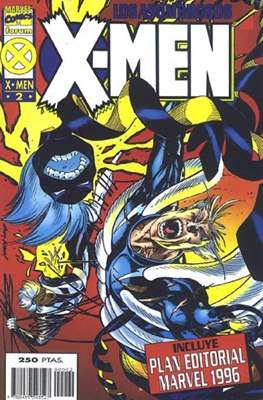 Los Asombrosos X-Men Vol. 1 (1995-1996). La Era de Apocalipsis (Grapa 24 pp) #2