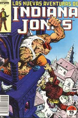 Indiana Jones (Grapa 24 pp) #13