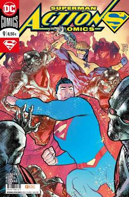 Superman: Action Comics. Renacimiento #9