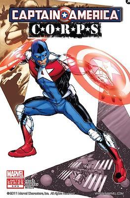 Captain America Corps #5