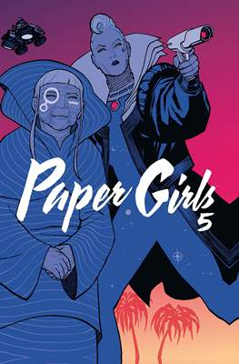 Paper Girls (Cartoné 152 pp) #5