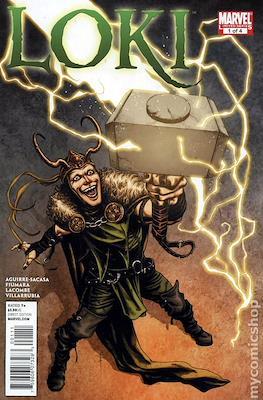 Loki (2010-2011) (Comic Book) #1
