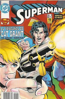 Superman (1993-1996) (Grapa, 48-72 páginas) #8