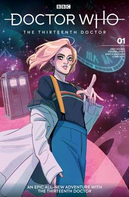 Doctor Who: The Thirteenth Doctor (Comic book) #1