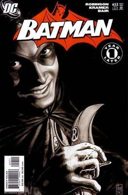 Batman Vol. 1 (1940-2011) (Comic Book) #652