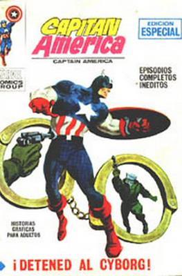 Capitán América Vol. 1 #10
