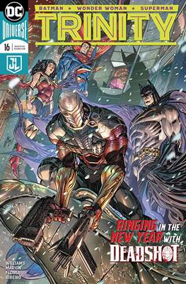 Trinity Vol. 2 (2016) (Comic - book) #16