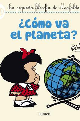 La pequeña filosofía de Mafalda (Cartoné 32 pp) #4