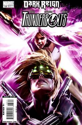 Thunderbolts Vol. 1 / New Thunderbolts Vol. 1 / Dark Avengers Vol. 1 (Comic-Book) #133