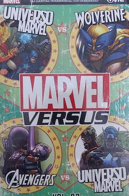 Marvel Versus (Rústica) #7