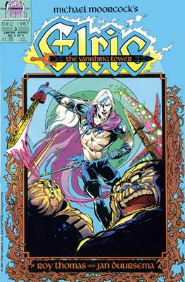 Elric: The Vanishing Tower (Comic Book) #3