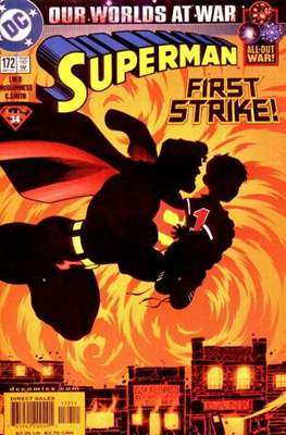 Superman Vol. 2 (1987-2006) (Comic Book) #172