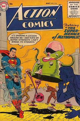 Action Comics Vol. 1 (1938-2011; 2016-) (Comic Book) #216
