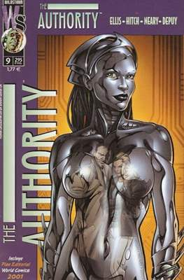 The Authority Vol. 1 (2000-2003) (Grapa 28 pp) #9