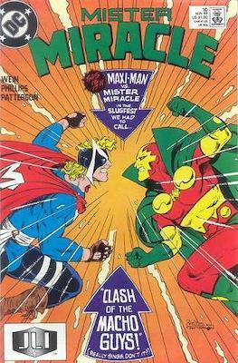 Mister Miracle (Vol. 2 1989-1991) (Grapa) #10
