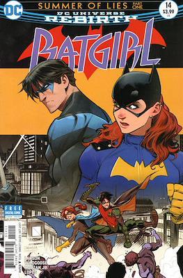 Batgirl Vol. 5 (2016-) #14