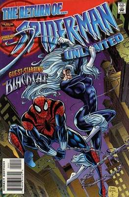 Spider-Man Unlimited (1993-1998) #11