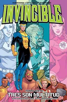 Invincible (Rústica) #7