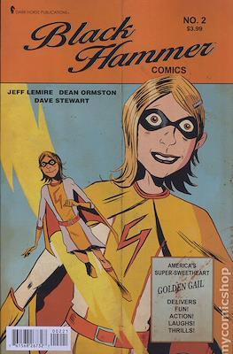 Black Hammer (Variant Covers) (Comic Book) #2