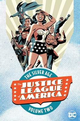 Justice League of America: The Silver Age (Softcover) #2