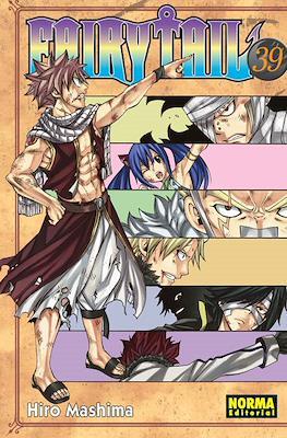 Fairy Tail (Rústica) #39
