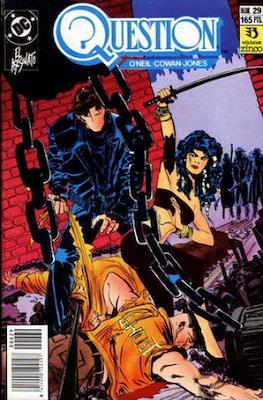 Question (1988-1991) (Grapa) #29